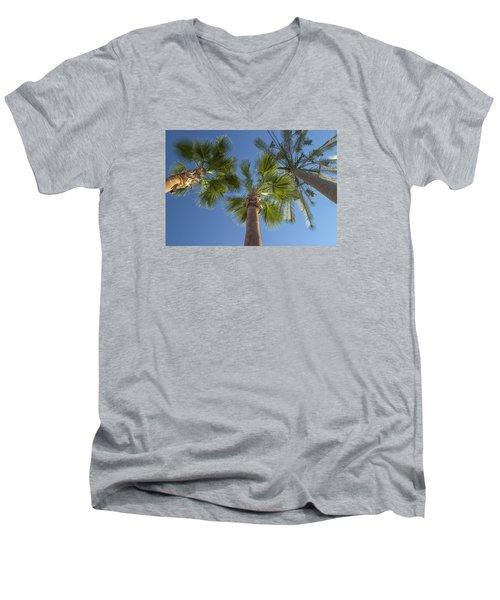 Which One Doesnt Belong 2 Men's V-Neck T-Shirt