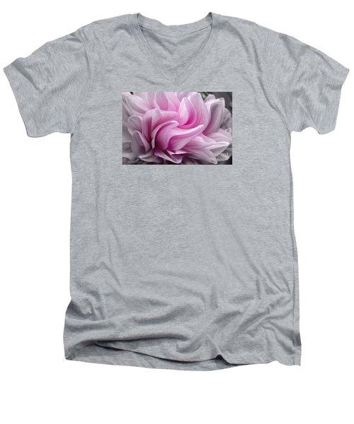 Whimsy Girl Men's V-Neck T-Shirt