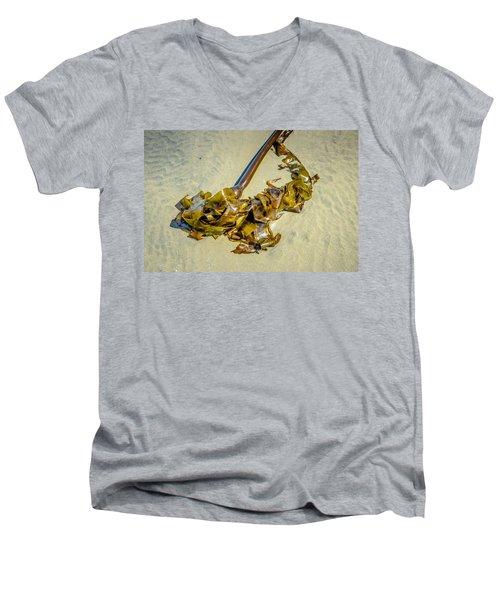 Whipped Up On Shore  Men's V-Neck T-Shirt
