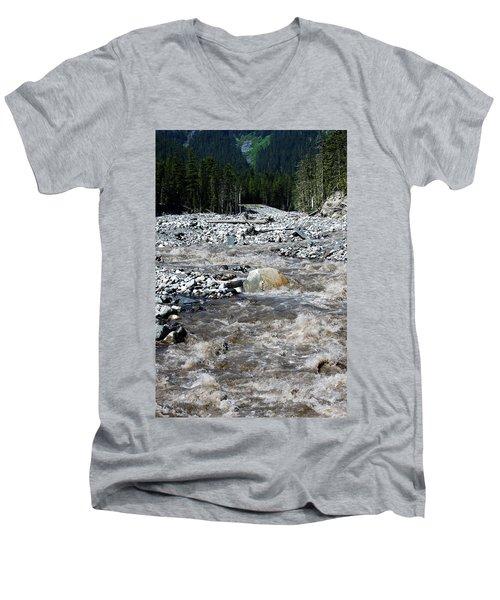 Wild River Men's V-Neck T-Shirt