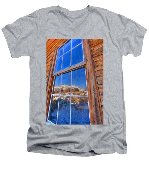 Window To Bodie Men's V-Neck T-Shirt