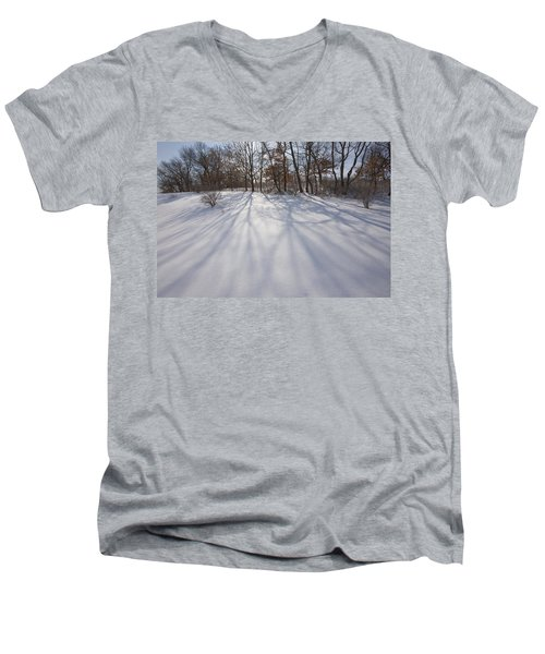 Winter Hill Men's V-Neck T-Shirt