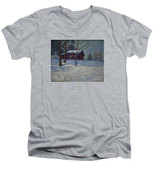 Winter House Men's V-Neck T-Shirt