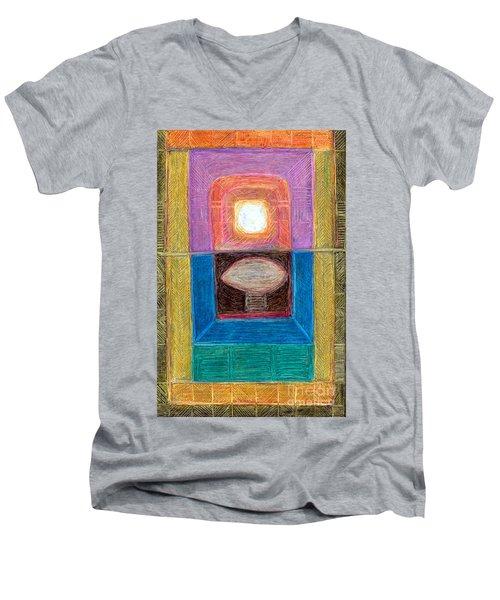 Within Men's V-Neck T-Shirt