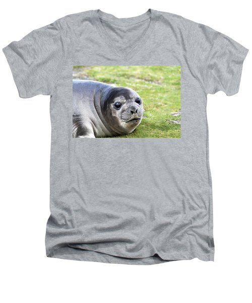 Woeful Weaner Men's V-Neck T-Shirt