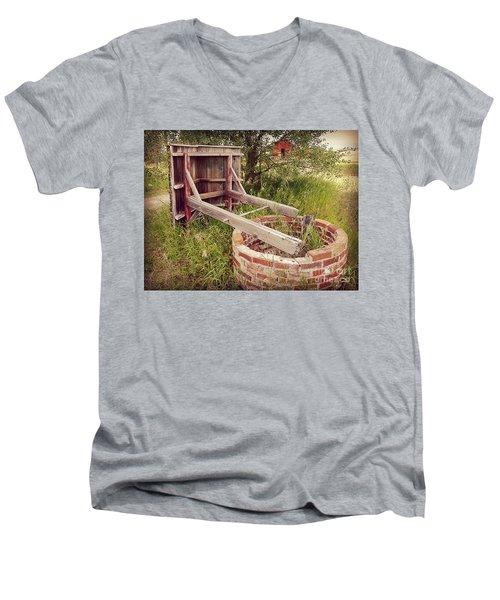 Woeful Well Men's V-Neck T-Shirt