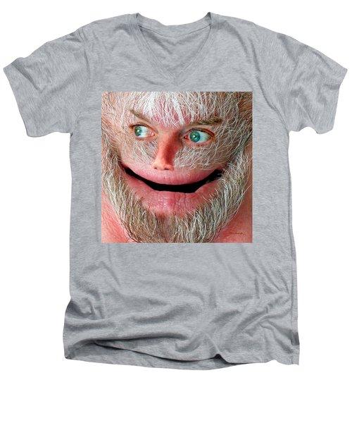 Wondering Harry Men's V-Neck T-Shirt
