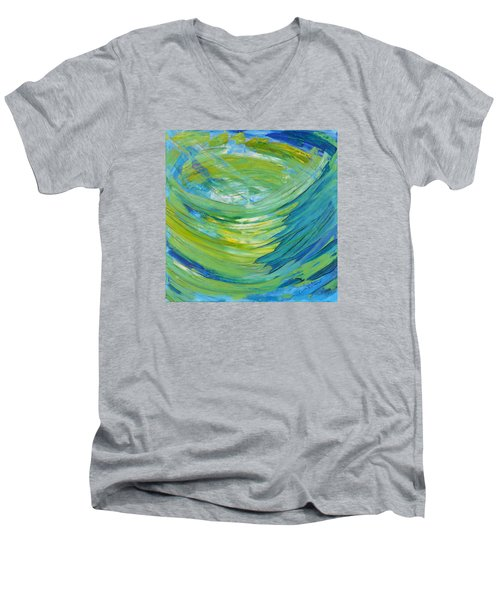 Worship Men's V-Neck T-Shirt by Cassie Sears