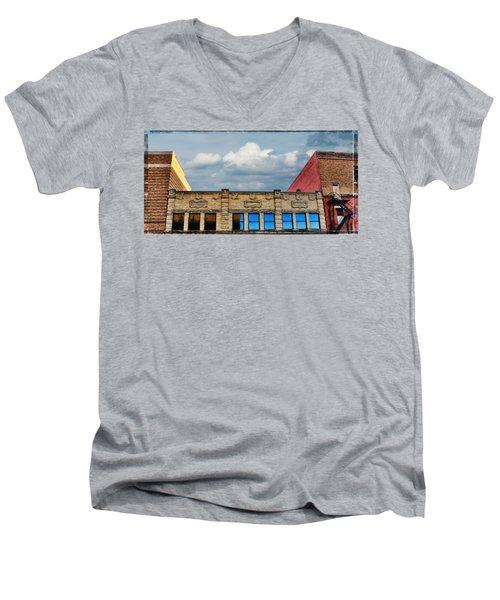 W.r. Maloney Men's V-Neck T-Shirt
