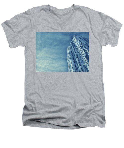 Wrapped Cathedral Men's V-Neck T-Shirt