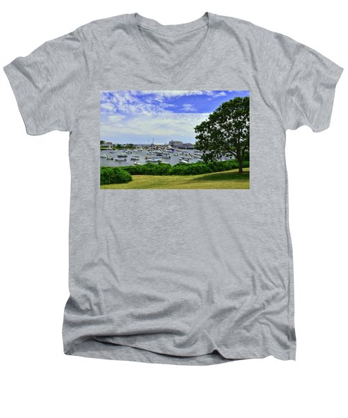 Wychmere Harbor Men's V-Neck T-Shirt