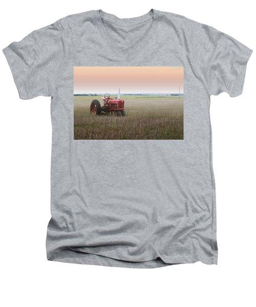 Yesterday Men's V-Neck T-Shirt