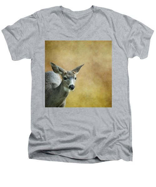 Young Buck Men's V-Neck T-Shirt