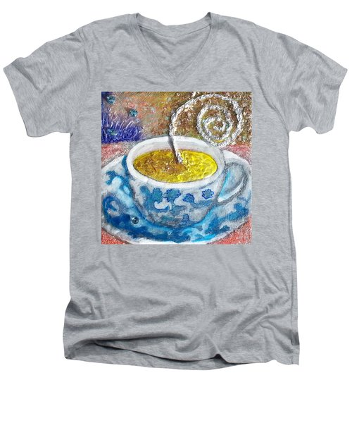 Your Cup Of Tea Men's V-Neck T-Shirt