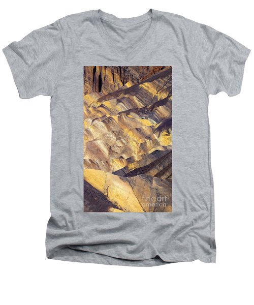 Zabriskie Color Men's V-Neck T-Shirt