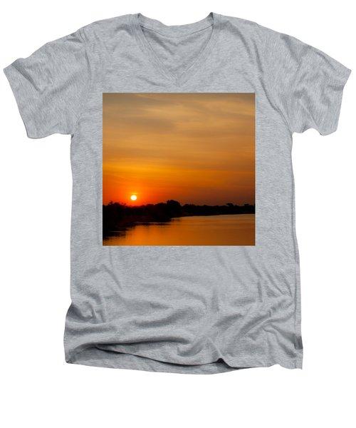 Zambezi Light Men's V-Neck T-Shirt