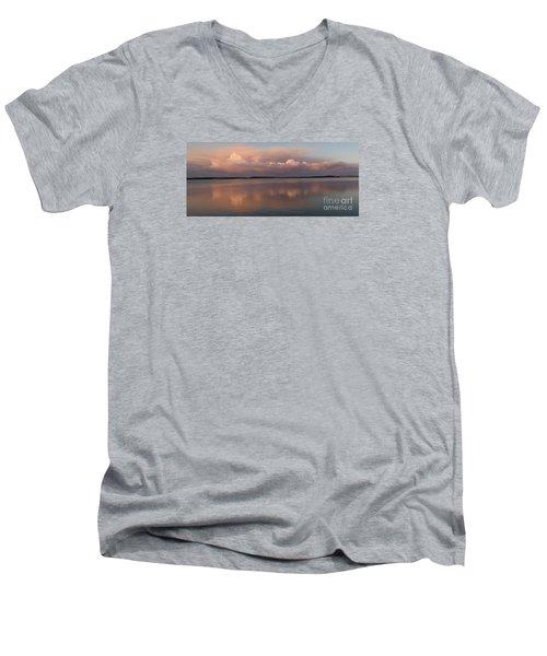 ZEN Men's V-Neck T-Shirt by Alice Cahill