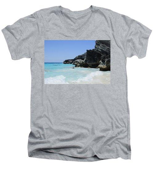 Zen Men's V-Neck T-Shirt