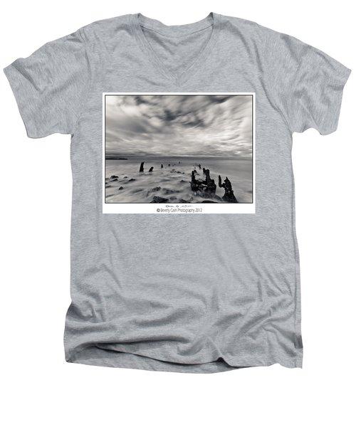 Erosion Men's V-Neck T-Shirt