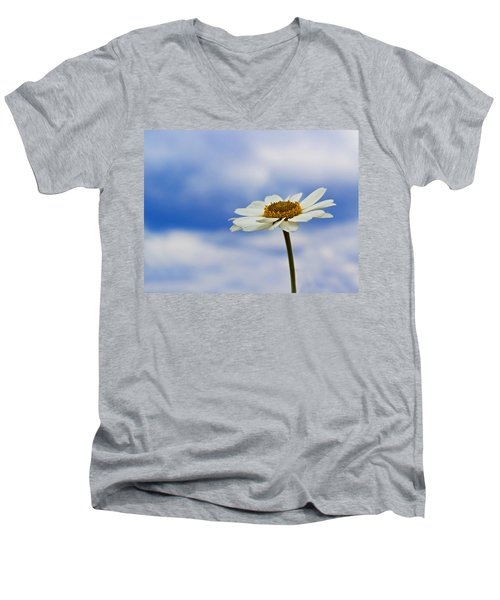 Daisy Daisy Men's V-Neck T-Shirt