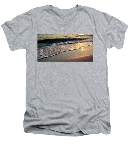 Gentle Tide Men's V-Neck T-Shirt