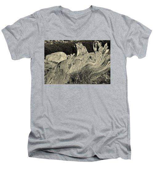 Weathered Men's V-Neck T-Shirt