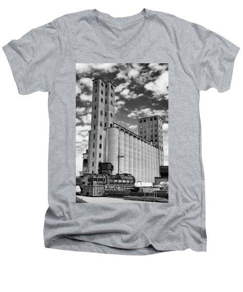 Abandoned 8910 Men's V-Neck T-Shirt