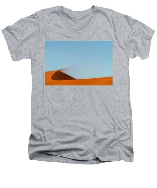 Amber Dust Men's V-Neck T-Shirt