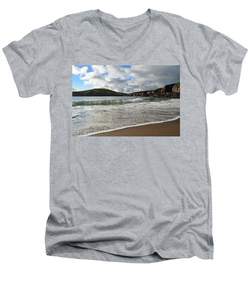 Beebane Beach Men's V-Neck T-Shirt