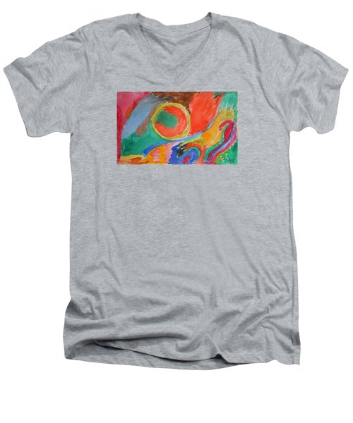 Before Conception Men's V-Neck T-Shirt