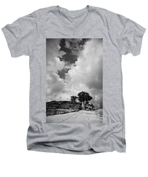 Before The Storm 2 Men's V-Neck T-Shirt