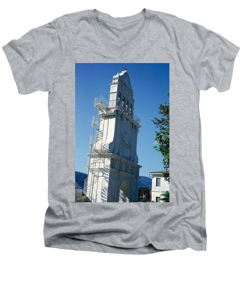 Church Bells Men's V-Neck T-Shirt