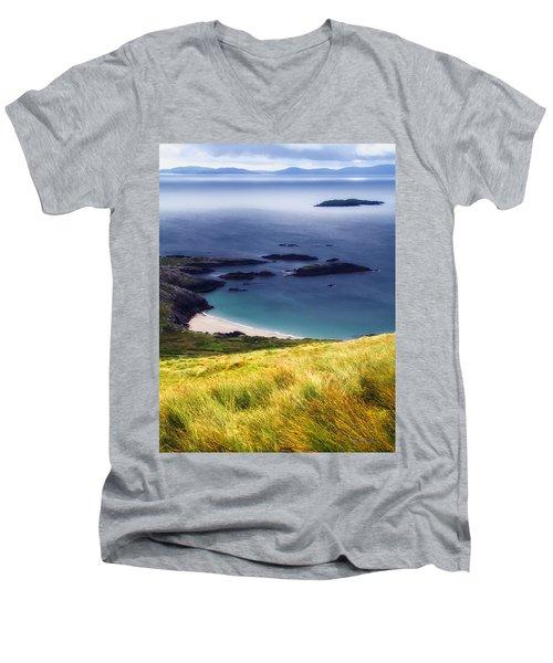 Coast Of Ireland Men's V-Neck T-Shirt