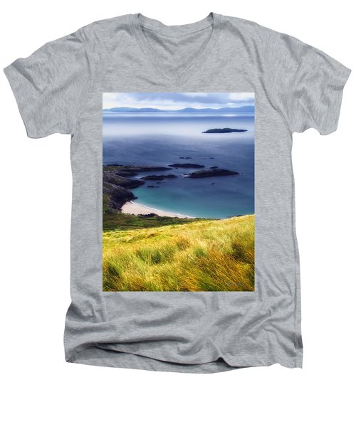 Coast Of Ireland Men's V-Neck T-Shirt