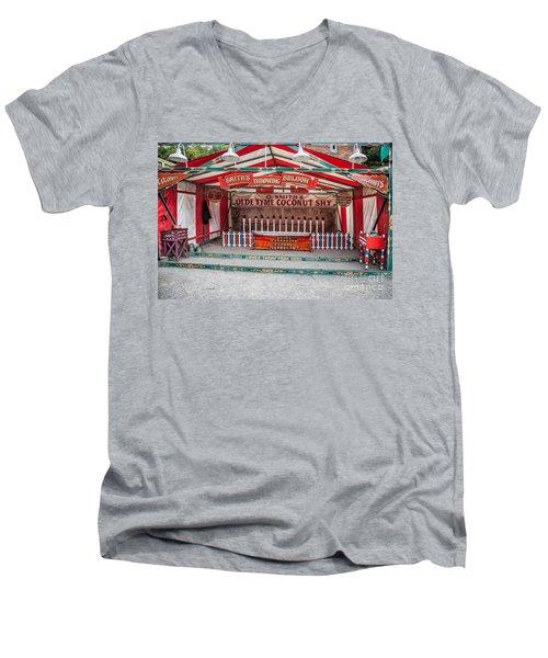 Coconut Shy Men's V-Neck T-Shirt
