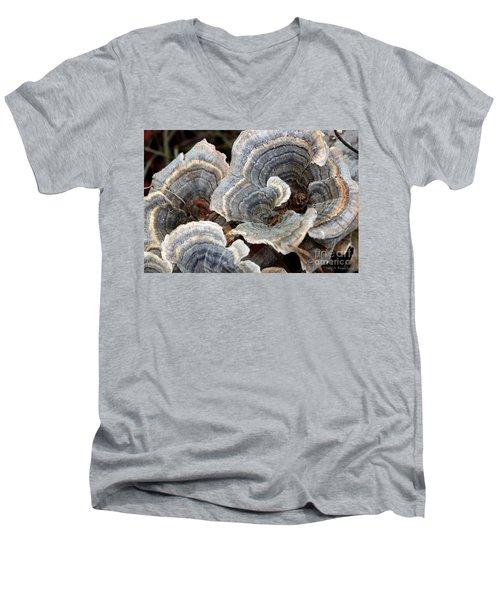 Concentric Men's V-Neck T-Shirt
