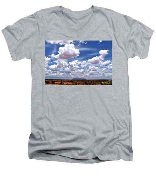 Conner's Rock Men's V-Neck T-Shirt