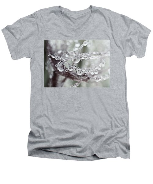 Corned Jewels Men's V-Neck T-Shirt