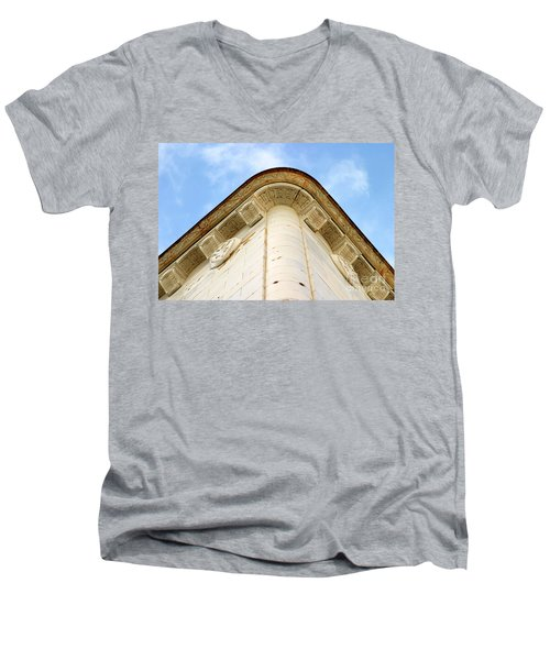 Corner Building Men's V-Neck T-Shirt