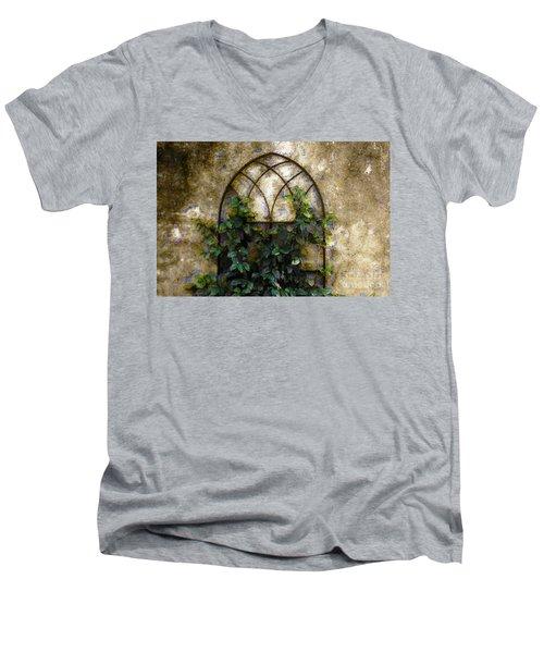 Creeping Vine 1 Men's V-Neck T-Shirt