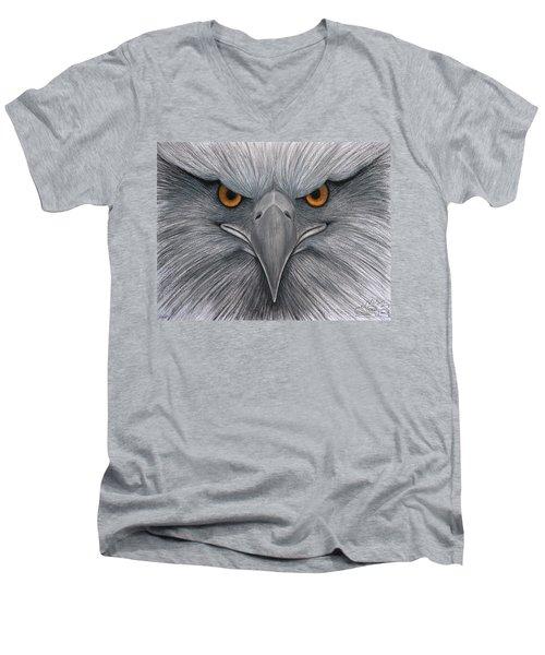 Cuauhtli Men's V-Neck T-Shirt