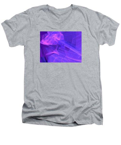 Definhareis Men's V-Neck T-Shirt