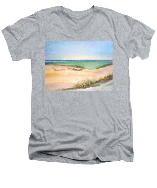 Easy Breezy Men's V-Neck T-Shirt