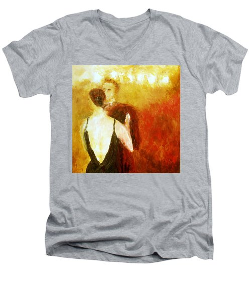 Enchanted Evening Men's V-Neck T-Shirt