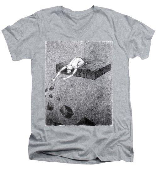 Everything Under Control Men's V-Neck T-Shirt