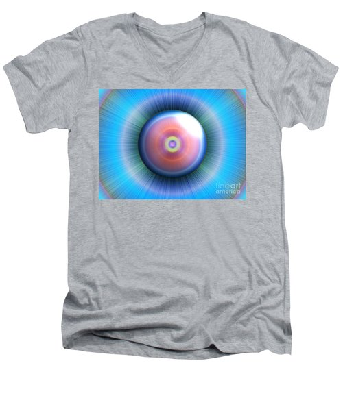 Eye Men's V-Neck T-Shirt