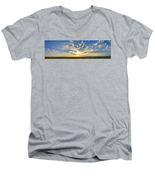 Fantastic Voyage Men's V-Neck T-Shirt