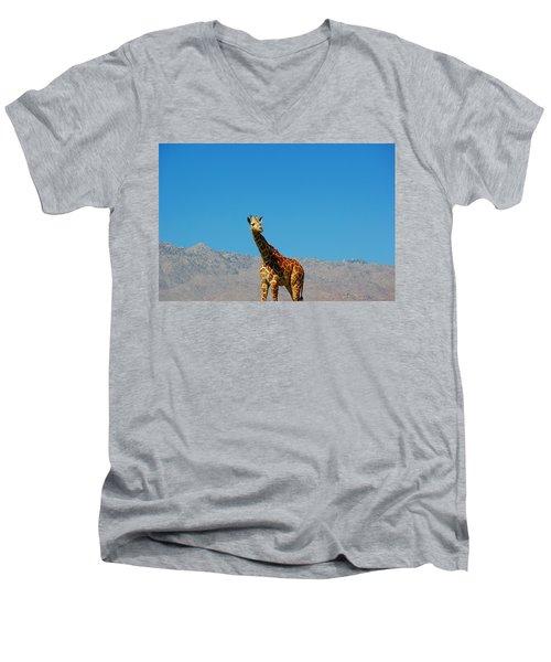 Far From Home Men's V-Neck T-Shirt
