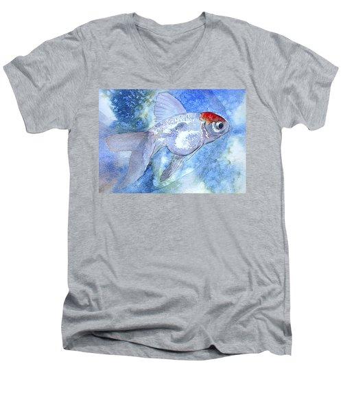 Fillet Men's V-Neck T-Shirt
