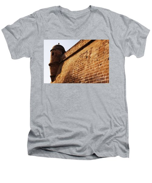 Fort Men's V-Neck T-Shirt